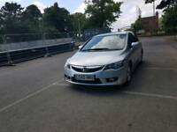 Pco Honda civic hybrid for rent