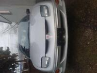 2002 Pontiac Sunfire Sedan