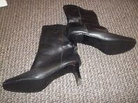 4 pairs of size 6 boots - £3.00 per pair