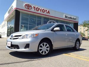 2013 Toyota Corolla TOYOTA CERTIFIED ONE OWNER