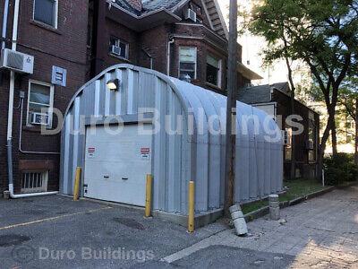 Durospan Steel 20x25x12 Metal Garage Shop Diy Home Building Kit Factory Direct