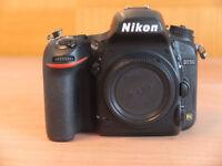 Nikon D750 Professional camera body - Pristine condition