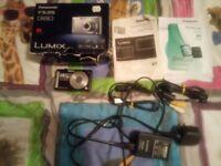 Panasonic Lumix DMC-FS25 Black/Noir Digital Camera