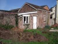 Outbuilding Reclaimed Bricks Tiles Joists