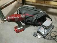 """Ingersoll rand battery 1/2 """" impact gun"""