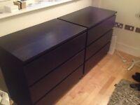 Urgent Sale - 2 x Drawer Sets