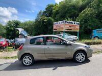 Renault Clio 1.2L Petrol! With SAT NAV