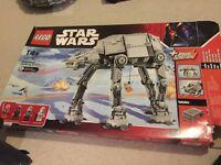 STAR WARS BATTERY OPERATED LEGO ATAT FOR SALE