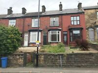 3 bed UNFURN mid terrace within walking distance to City Centre