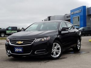 2014 Chevrolet Impala 2LT 2LT, AUTO, ALLOYS, ROOF, LEATHER