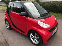Smart Fortwo 0.8 CDI Pulse Softouch 2dr Automatic Full service history Low Mileage