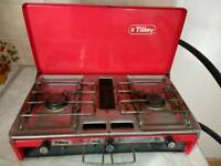 Tilley Talisman portable gas cooker