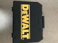 Brand new dewalt 4mm planer 110V