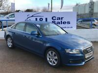 AUDI A4 2.0 TDI SE 4d AUTO 141 BHP A GREAT EXAMPLE INSIDE AND OUT WITH FULL FSH (blue) 2008