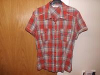 New Look Shirt Size 12