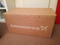 Strong cardboard / carton