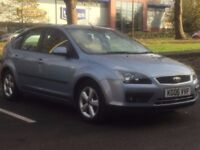 FORD FOCUS 1.6 PETROL 2006(06 REG)*£1099*LOW MILES*LONG MOT*SERVICE HISTORY*PX WELCOME*DELIVERY