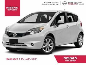 2015 Nissan Versa Note 1.6 S AUTOMATIQUE AC CERTIFIABLE A PARTIR