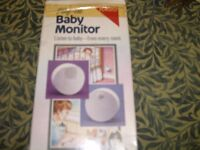 plug in baby monitor