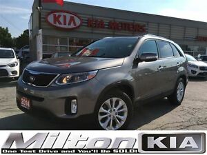 2014 Kia Sorento EX V6 WITH PANORAMIC ROOF