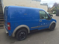 ford transit connect t200 1.8 tddi (diesel)! 03-plate! mot may 2017 also showing tax! 212000 miles!