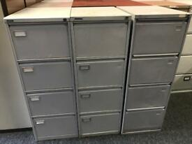 4 Drawer Filing Cabinets Only £20