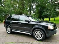 2005 Volvo XC90 SE D5 AUTO 7 SEATER 4X4, BEAUTIFUL EXAMPLE! GREAT SPEC! FULL SERVICE HISTORY!