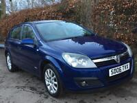 VAUXHALL ASTRA 1.6 **TOP OF THE RANGE MODEL **SEMI AUTOMATIC**