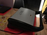 George Foreman 5 portion health Grill - used once