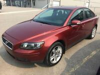 2007 Volvo S40 Turbo All Wheel Drive - Loaded -
