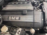BMW 528i, 6 CYLINDER, 1999, COMPLETE ENGINE, FOR SALE