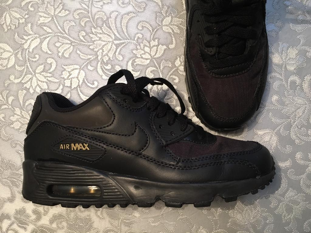 meet good quality reputable site Nike Air Max 90 Premium GS Trainers Size UK4/Euro 36.5   in Dalgety Bay,  Fife   Gumtree