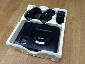 Mega Drive vintage console