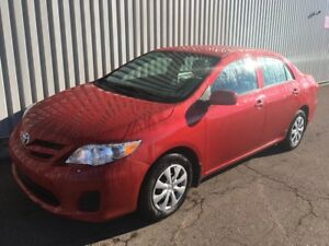 2013 Toyota Corolla CE RELIABLE GREAT CONDITION SEDAN THAT IS...
