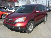 2007 Honda CR-V EX-L *Sunroof / Leather* CLEAN!