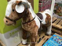Big toy horse