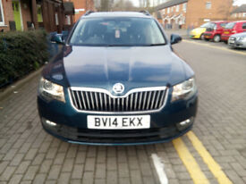 skoda superb s 2.0tdi 140bhp face lift model