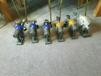 DYSON CORDLESS DC35(3)/DC34(2)/DC16(1) FULLY WORKING need power cable