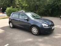 VolksWagen Golf 1.4TSI S 5dr -2009-manual-Very Low Mileage-1 year MOT-Excellent Car