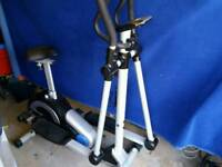 Rogerblack 2 in1 cross trainer and bike