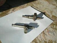2 BSA GEAR CHANGE QUADRANTS NOT TRIUMPH OR NORTON FOR BSA A65 £30 the pair can post .