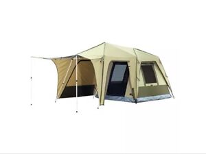Black Wolf Turbo 300 Canvas Tent & Super Fly Exeter Port Adelaide Area Preview