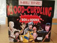 Horrible Histories Books Box Set
