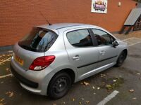 *2010* Peugeot 1.4 petrol-ideal first car-cheap on fuel and insurance-Priced very LOW for quick sale