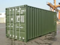 20ft New Shipping Containers for Sale in Scotland