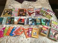 Huge collection of girls books x36