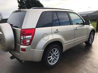 2008 Suzuki Grand Vitara diesel manual / part exchange welcome