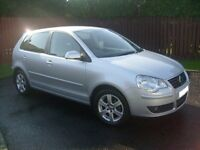 2009 VOLKSWAGEN POLO 1.4 MATCH AUTO , 16,500 GENUINE MILES, IMMACULATE, BARGAIN