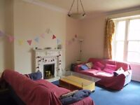 Double room in spacious flat, near Triangle & Clifton