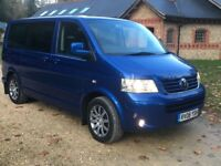 Volkswagen Caravelle 2.5 Exec, 7 Seater, FSH, Integrated Baby / Child Seats, One Owner since New